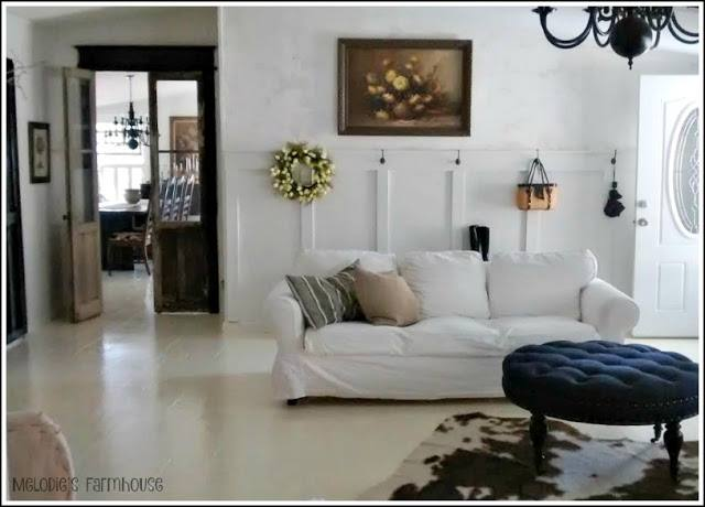 Living Room Decorating Styles Modern Farmhouse