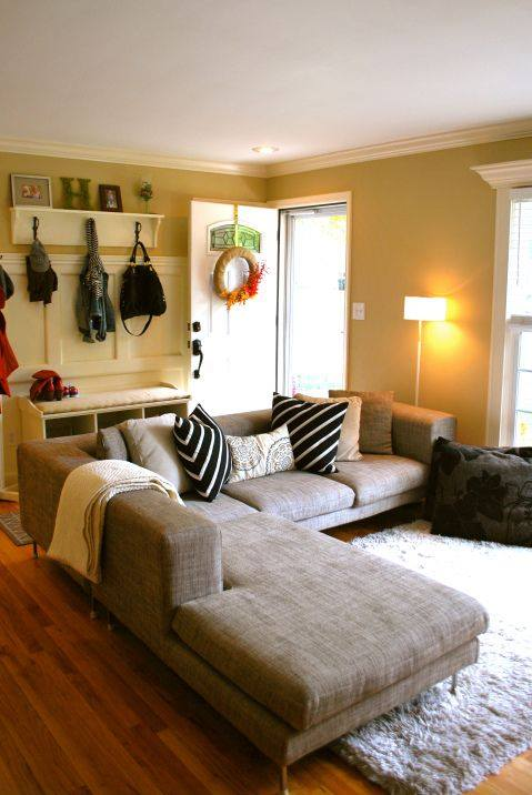 Mobile Home Living Room Decorating Ideas Part - 18: Living Room Makeover Ideas