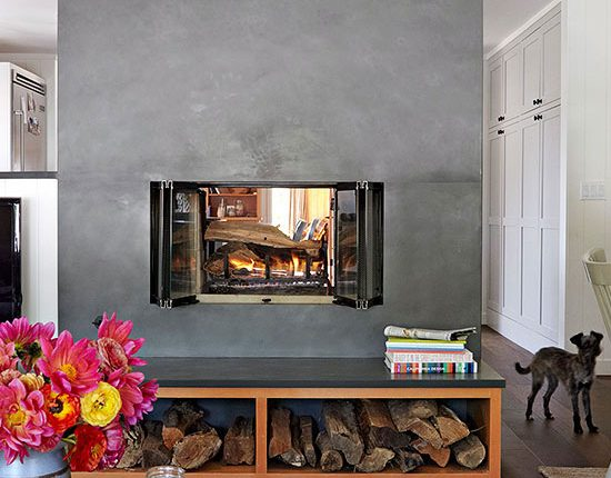 living room mobile home makeover ideas - using the wow factor