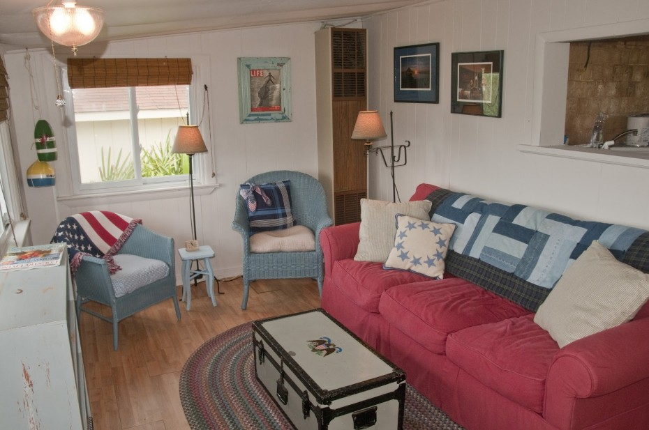 living room remodel in mobile home