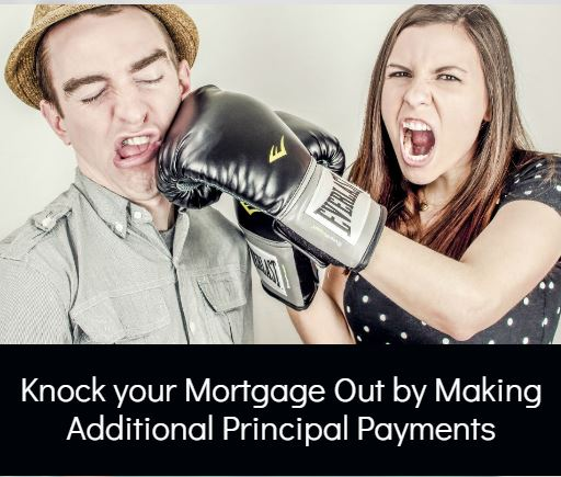 making additional principal payments