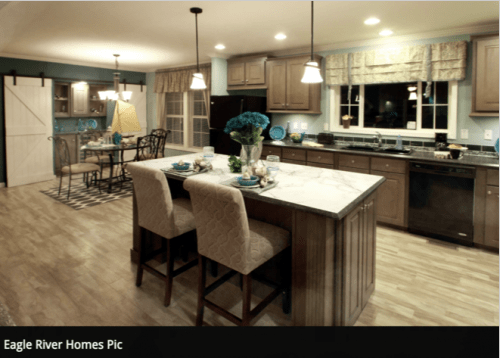manufactured home builders directory - eagle river homes