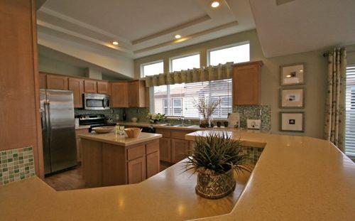 manufactured home design options-kitchen 1