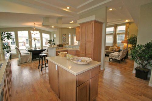 manufactured home design options-kitchen 2