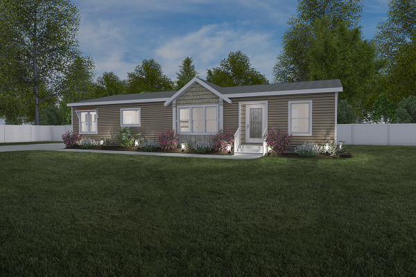 The Latest in Our Manufactured Home Design Series: The Abigail