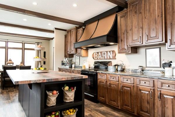 manufactured home design series-kitchen 1