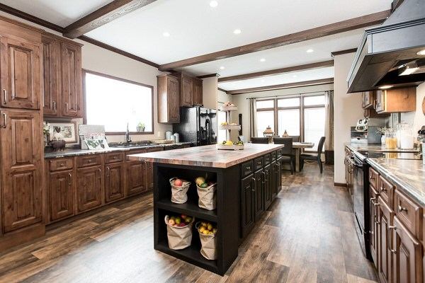 Manufactured home design series-kitchen 2