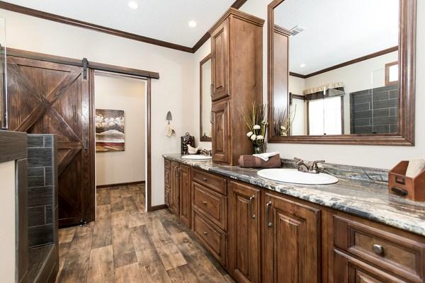 manufactured home design series-master bath 2