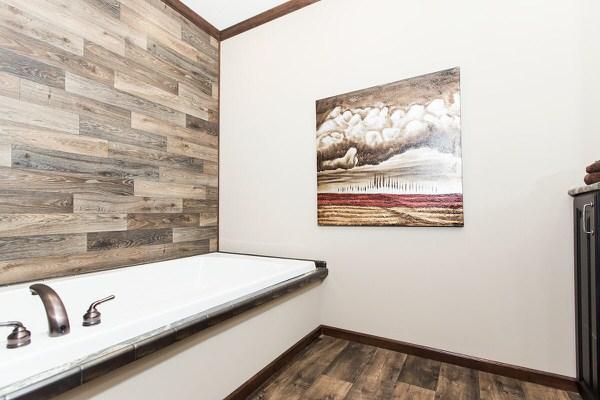 manufactured home design series-master bath
