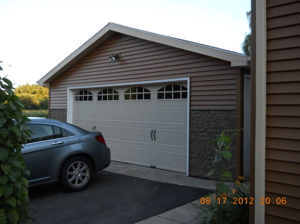 manufactured home garage attachment