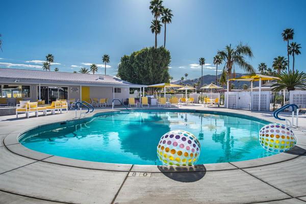 Manufactured home park-pool image from facebook