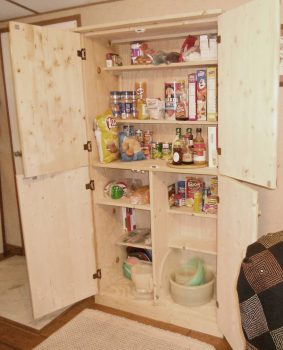manufactured home remodel in Wisconsin - how one family weathered and survived the economic and housing collapse_