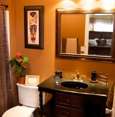25 great mobile home room ideas mobile and manufactured for Mobile home master bathroom remodel