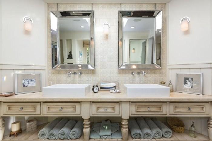 manufactured home bathroom decor