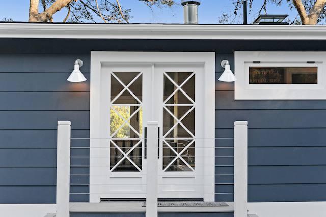 million dollar mobile home door