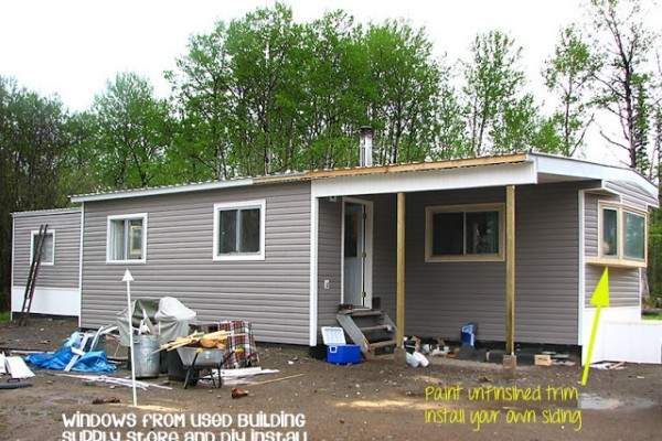 Mobile home additions mobile and manufactured home living for Mobile home room addition