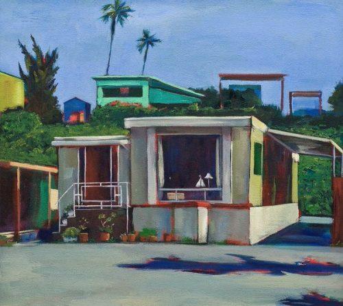 mobile home artist-single home