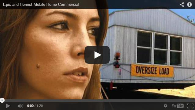 mobile home commercial cover