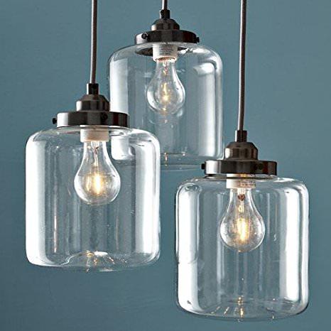 mobile home decor ideas-ceiling light