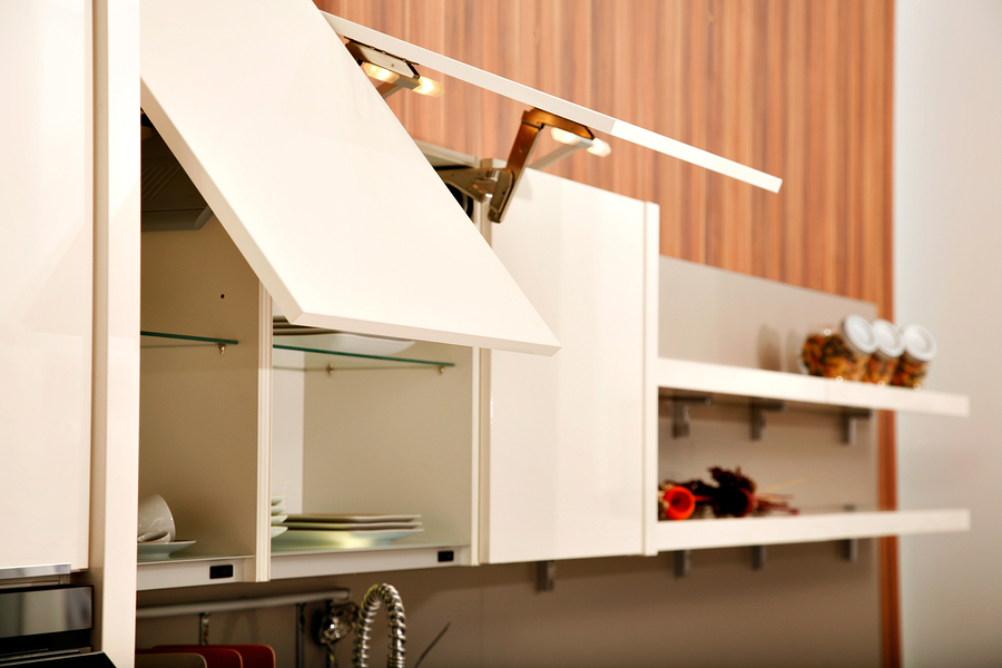 Kitchen Cabinets - mobile home decor