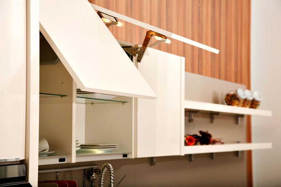 Kitchen Cabinets - mobile home decor