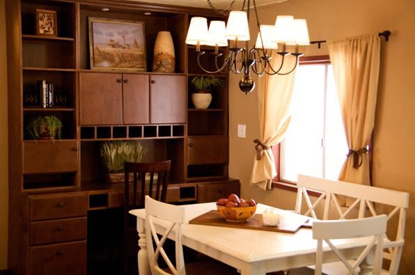 dining room ideas for mobile homes