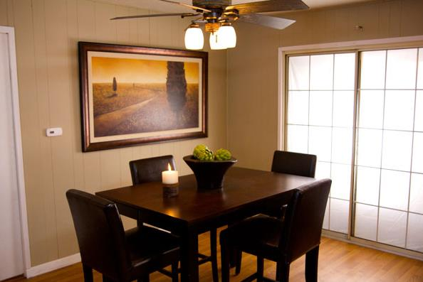 25 great mobile home room ideas for Dining rooms ideas home