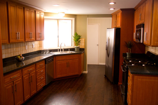 kitchen ideas for mobile homes - Mobile Home Kitchen Designs