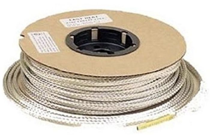 mobile home easy heat braided water line heat tape