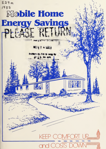 ome energy savings - free mobile home books online