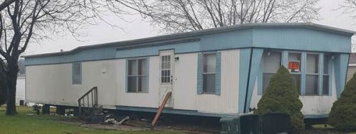 mobile home finds-ohio exterior