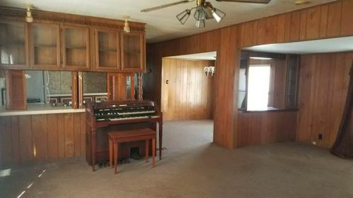mobile home finds-ohio interior