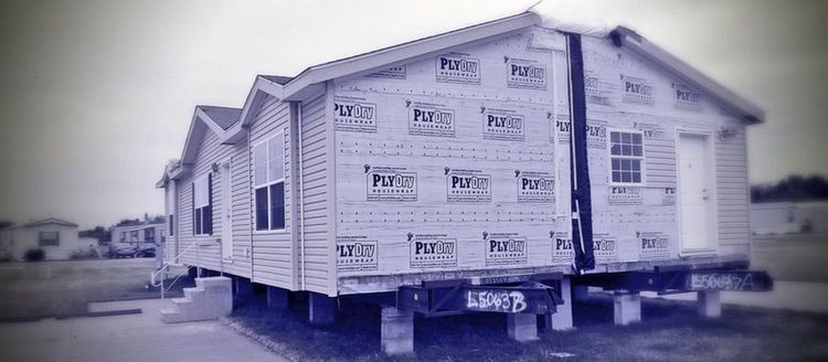 mobile home installation - flickr - ginosalerno.com