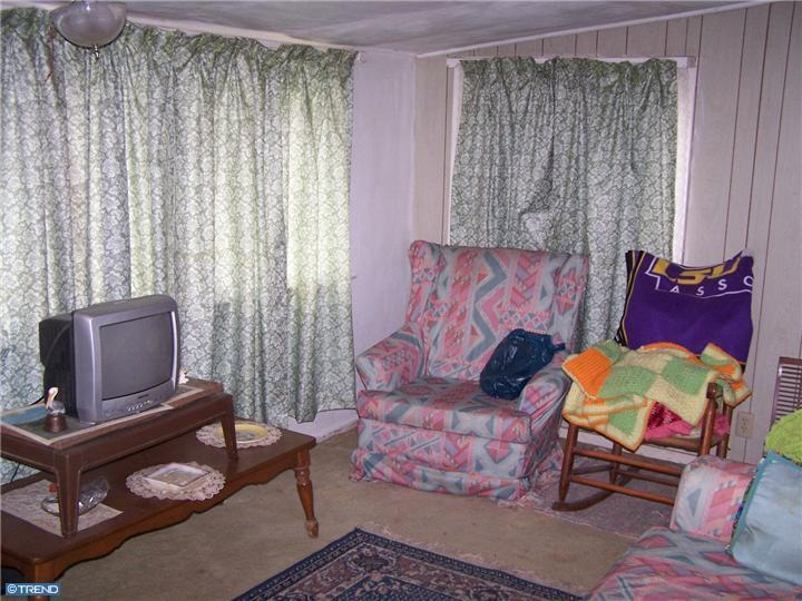 mobile home interior remodel before