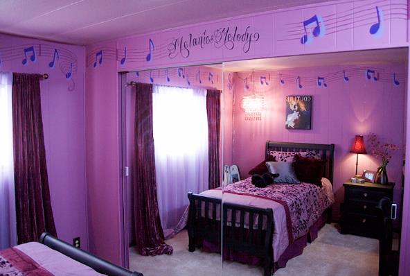 Girls Bedroom Ideas For Small Room Wall Paint