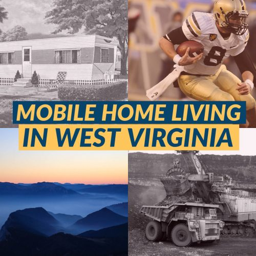 buying a mobile home in west virginia-wv collage