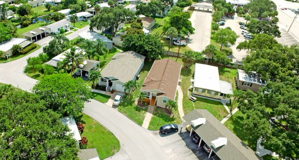 buying a mobile home in florida-the meadows park