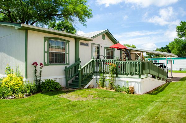buying a mobile home in iowa-double wide