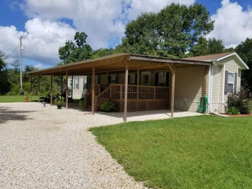 mobile home living in mississippi-single wide