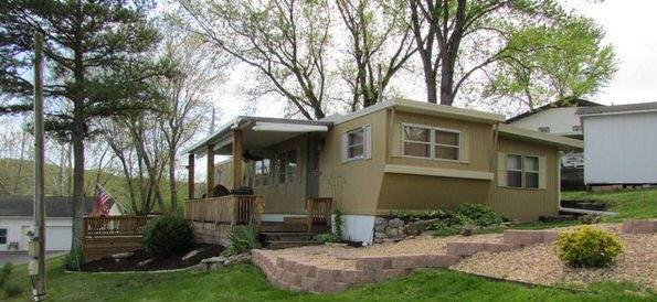 buying a mobile home in missouri-single wide with addition
