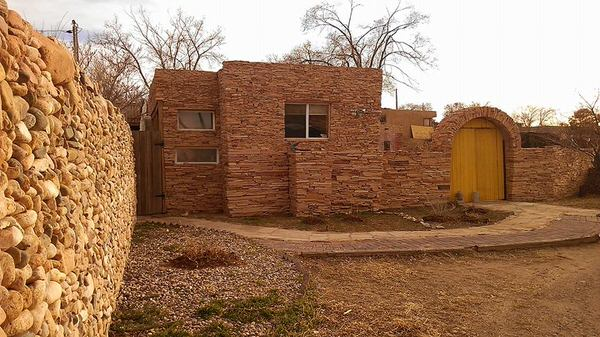 mobile home living in new mexico-home featured on mobile home living southwest style