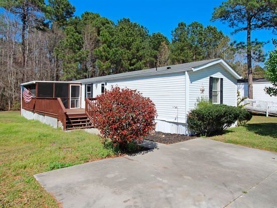 buying a mobile home in south carolina-home with screened in porch