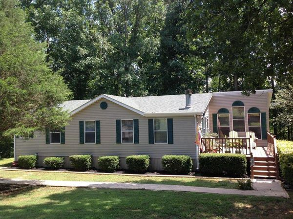 Buying a Mobile Home in Tennessee -double wide