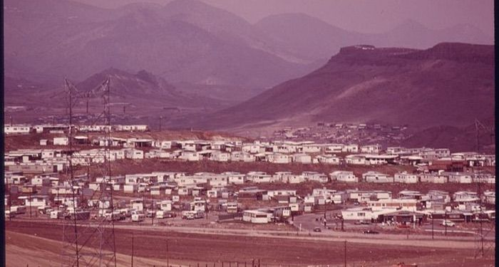 Denver, Colorado - mobile home park rent across the nation12