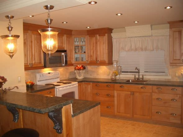 mobile home remodels-extreme interior after