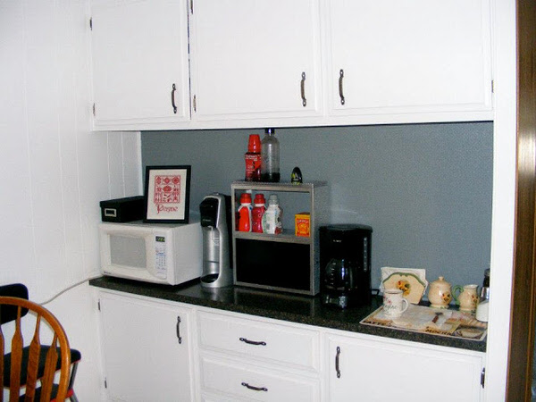 mobile home remodels-kitchen after 2