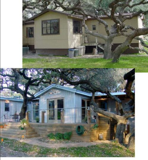 15 Of Our Best Mobile Home Remodels