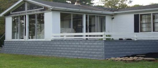 The Ultimate Mobile Home Skirting Guide Living