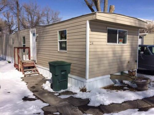 mobile homes for sale this Spring-Idaho exterior