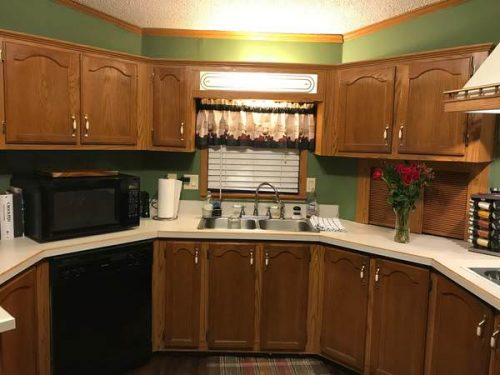 mobile homes for sale this Spring-kansas kitchen